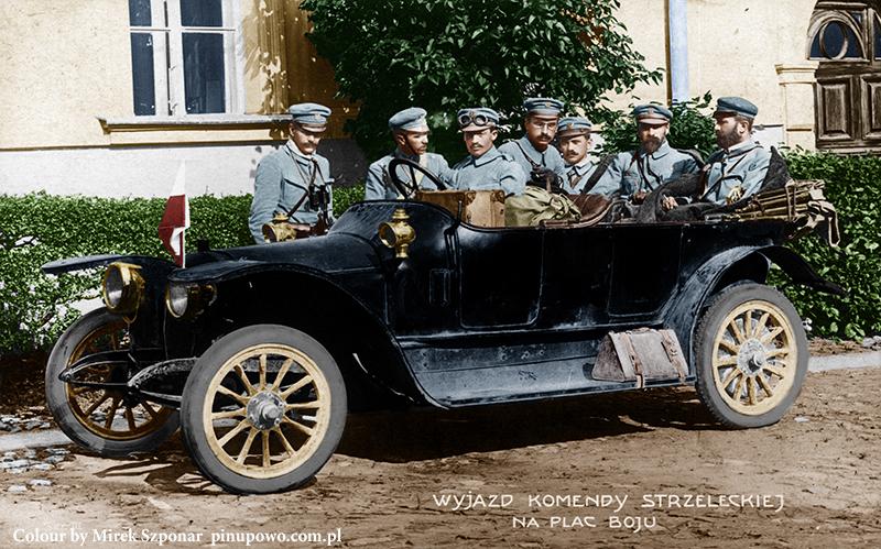Sztab_Kompanii_Kadrowej_Kielce,_1914Km